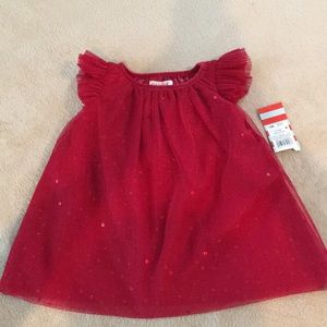 NWT Lined sparky dress